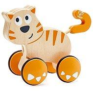 Hape Katze - drücke und fahr - Spielzeug für die Kleinsten