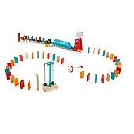Hape Domino-Bahn Hammer - Party Spiel