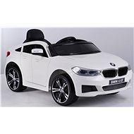 BMW 6GT, weiß - Elektroauto für Kinder
