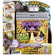 Crate Creatures Surprise Großes Monster, Welle 1 - Interaktives Spielzeug