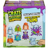 Crate Creatures Surprise Spuckender Freund Barf Buddies - Interaktives Spielzeug