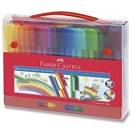 Faber-Castell Marker Connector, 60 Farben - Filzstifte