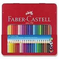 Faber-Castell Grip 2001, 24 Farben - Bundstifte