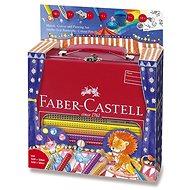 Faber-Castell Jumbo Grip, 18 Farben