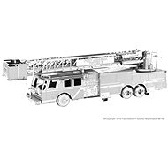 Metall Erde Feuerwehrauto - Metall-Model