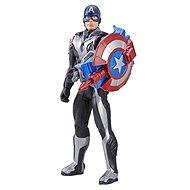 Avengers Titan Hero Power FX Captain America 30cm Figur - Figur