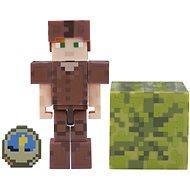 Minecraft Alex in Gewürzrüstung - Figur