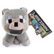 Minecraft Baby Wolf - Stoffspielzeug