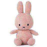 Miffy Corduroy dark pink 24cm - Stoffspielzeug