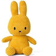 Miffy Corduroy Yellow - Stoffspielzeug