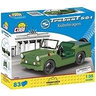 Cobi 24556 Trabant 601 Kubelwagen - Bausatz