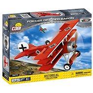 Cobi 2974 Fokker Dr. 1 Roter Baron - Bausatz