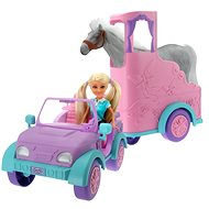 Sparkle Girl Trailer für Pferd - Puppe