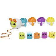 Singende Raupe mit Formen zum Lernen - Spielzeug für die Kleinsten