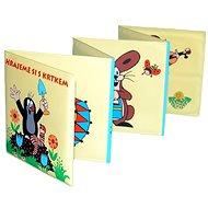 Faltbuch Maulwurf - Kinderbuch