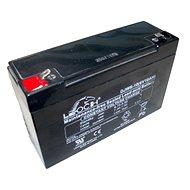Batterie 6V10Ah - Ersatzbatterie