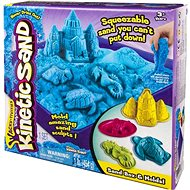 Kinetic Sand Sandburg - Blau - Kreativset
