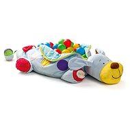 Hund Ipo mit 60 Kugeln - Stoffspielzeug
