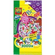 SES Bügelperlen 3000 Stück - Perlen