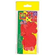 SES BEEDZ - Perlenpads - mini - Perlen zum Aufbügeln