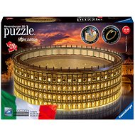 Ravensburger 3D Puzzle 111480 Colosseo Night Edition - Puzzle