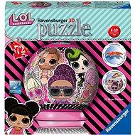 Ravensburger 111626 3D Puzzle L.O.L. Surprise! - 3D Puzzle
