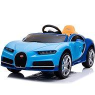 Bugatti Chiron - blau - Elektroauto für Kinder