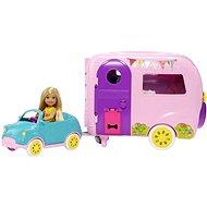 Barbie Chelsea Wohnwagen - Puppe