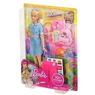 Barbie Touristin - Puppe