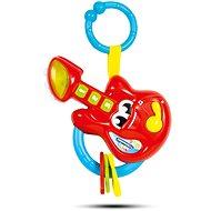 Clementoni Elektronische Rasselgitarre - Babyrassel