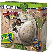 SES Explore Hatching Dino Surprise - DIY für Kinder
