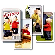 Pat und Mat Quartett - Karten