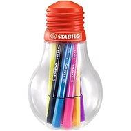 Kugelschreiber Stabilo Pen 68 Mini Bunte Ideen 12-tlg - Bürobedarf-Set