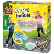 SES Mega-Seifenblasen-Set - Seifenblasen