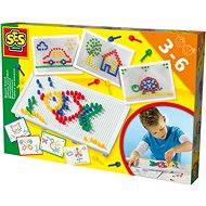 SES Steckmosaikspiel - DIY für Kinder