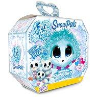 Scruff-a-Luvs Classic Candy Floss Stofftier - Schneeball - Stoffspielzeug