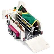 Schleich 42346 Pick-up mit Anhänger und Pferd - Spielset