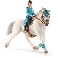 Schleich 42111 Žokej na koni - Figuren