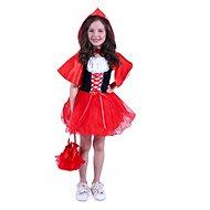 Rappa Little Riding Hood Größe S - Kinderkostüm