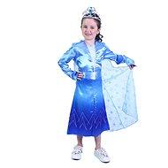 Rappa Blaue Winterprinzessin Größe S - Kinderkostüm