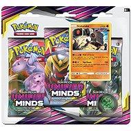 POK: SM11 Unified Minds 3 Blister Booster - Kartenspiel