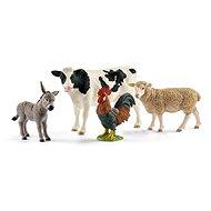 Schleich-Figuren Set von Haustieren - Figurenset