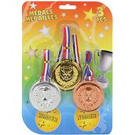 Outdoor-Spiel Medaillen-Set für Kinder