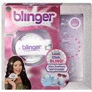 Blinger: Diamond Collection - weiß - Verschönerungsset