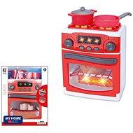 Herd mit Batterie - Kinderküche
