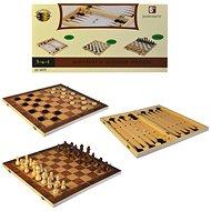Schach 3in1 - Tischspiel