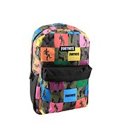 Fortnite Backpack bunt - Schulrucksack
