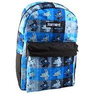 Fortnite Backpack Blau - City-Rucksack