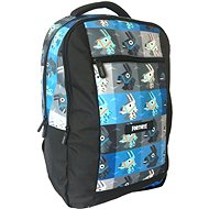 Fortnite RBackpack blau-schwarz - Schulrucksack
