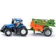 Metallmodell SIKU Super - Traktor mit Düngerstreuer - Metall-Model